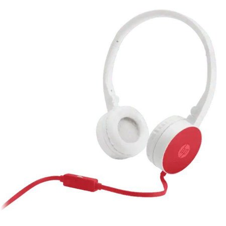 Headset HP H2800 vermelho (W1Y21AA)