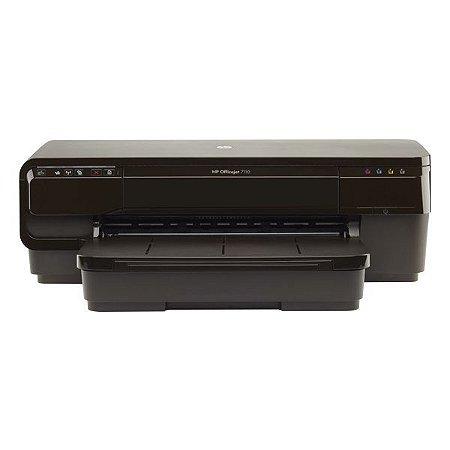 Impressora wireless HP OfficeJet 7110 (CR768A)
