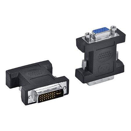 Adaptador DVI 24+5 M x VGA F Vinik AVF-DVII (23577)