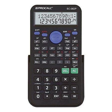 Calculadora científica CH Tech Procalc SC82P 10+2 dígitos 240 funções