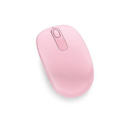 Mouse wireless USB Microsoft Mobile 1850 rosa claro (U7Z-00008)