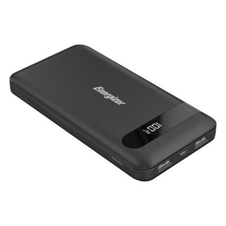 Power bank USB 10000 mAh Energizer HighTech UE10036 preto