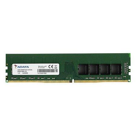 Memória 8 Gb DDR4 Adata 2666 MHz