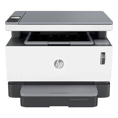 Impressora multifuncional wireless laser HP Neverstop MFP 1200W (4RY26A)
