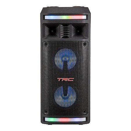 Caixa de som amplificada Bluetooth TRC TRC335