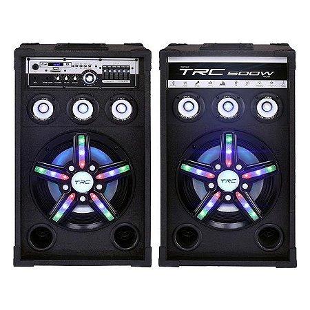 Caixa de som amplificada Bluetooth TRC TRC397