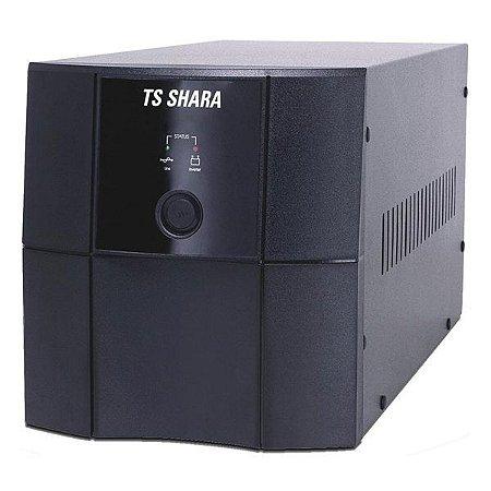 Nobreak TS Shara UPS PDV Checkout 1500VA 2x18Ah Bivolt/Bivolt USB (6933)