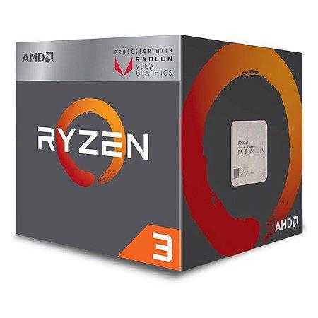 Processador AMD Ryzen 3 2200G (YD2200C5FBBOX)