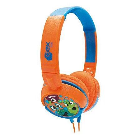 Fones de ouvido infantil oex Boo! HP301