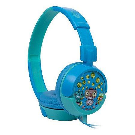Fones de ouvido infantil oex Robôs HP305 (48.7342)