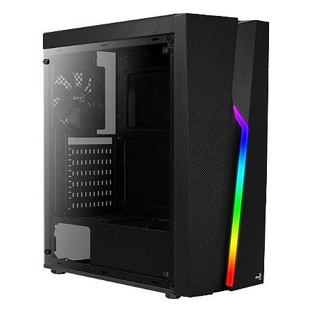 Gabinete gamer Aerocool Bolt RGB (67990)