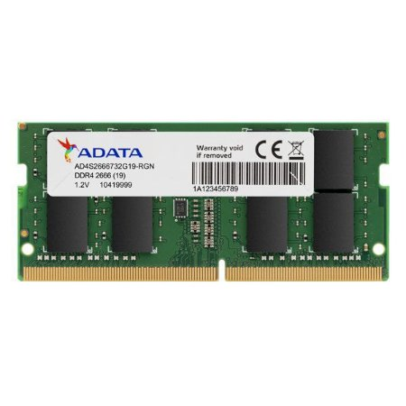 Memória notebook 4 Gb DDR4 Adata 2666 MHz