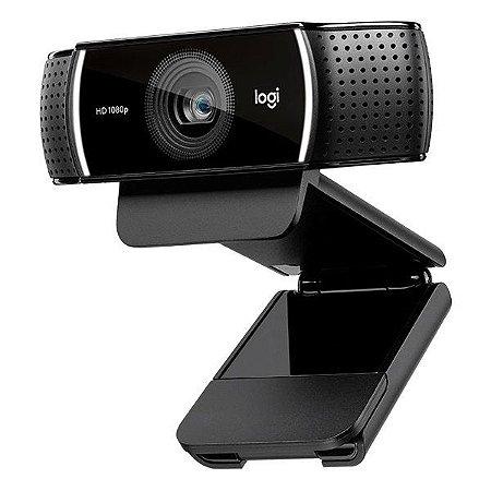 Webcam Full HD 1080p Logitech C922 Pro Stream (960-001087)