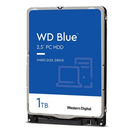 Hard disk para notebook 1 Tb Western Digital Blue Series