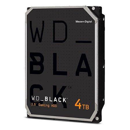Hard disk 4 Tb Western Digital Black Series