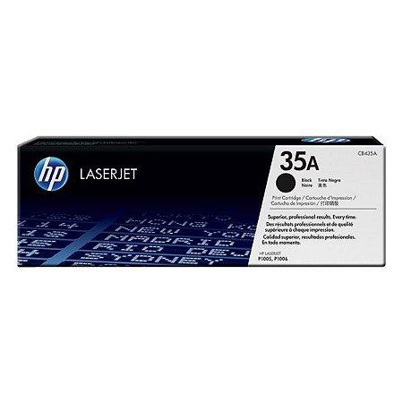 Toner HP 35A preto (CB435AB)
