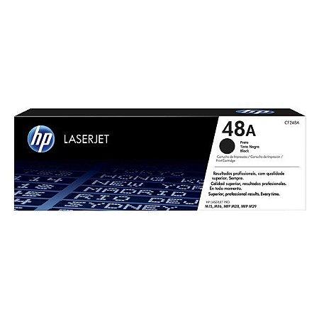 Toner HP 48A preto (CF248A)