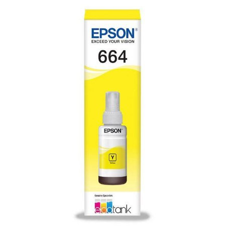 Garrafa de tinta Epson T664420-AL amarelo 70 ml