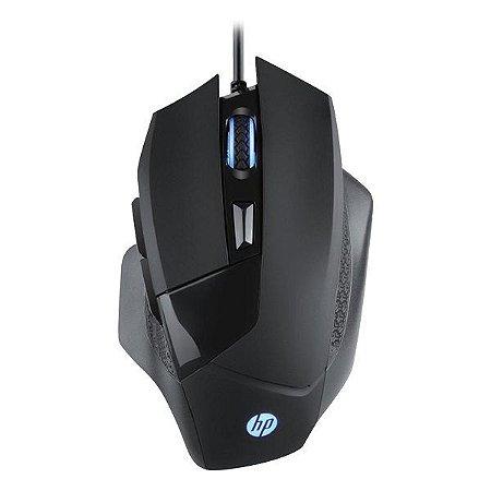 Mouse gamer USB HP G200 (7QV30AA)