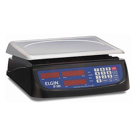 Balança eletrôncia digital Elgin DP3005 (46BALEC30PC5)