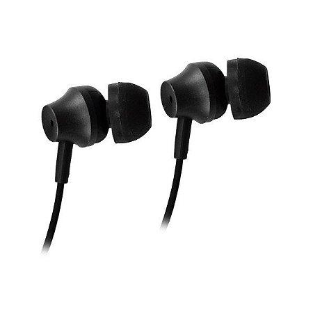 Headset intra auricular oex Platinum FN403 preto (48.5822)