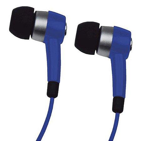 Headset intra auricular oex Spark FN205 azul (48.5883)