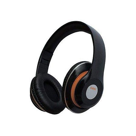 Headset Bluetooth oex Balance HS301 preto (49.5001)
