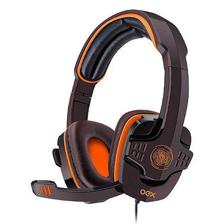Headset gamer oex Target HS203 (50.6401)