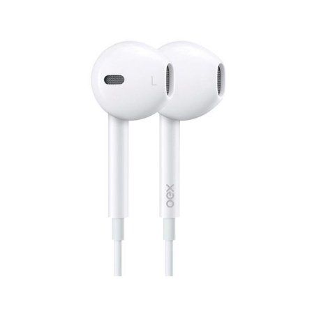 Headset oex Colormood FN204 branco (51.4209)