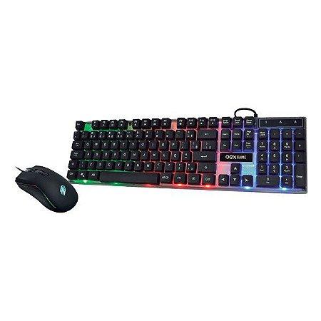 Combo gamer USB oex Horus TM305 (48.7315)