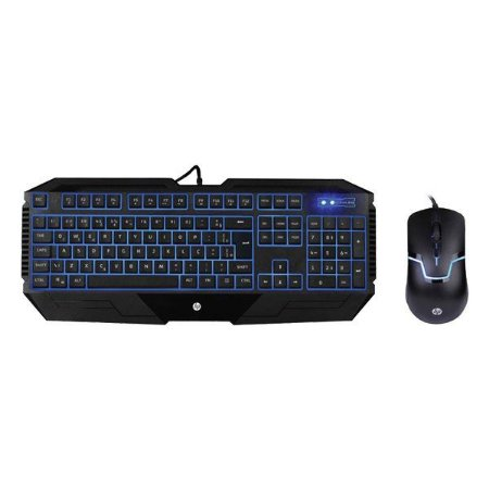 Combo gamer USB HP GK1100 (7JH30AA)
