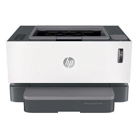 Impressora wireless laser monocromática HP Neverstop 1000W (4RY23A)