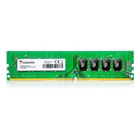 Memória 4 GB DDR4 Adata 2400 MHz