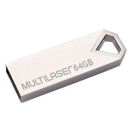 Pen drive 64 Gb Multilaser Diamond PD852
