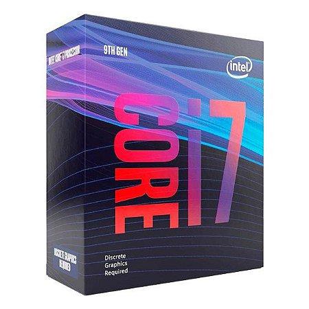 Processador Intel Core i7-9700F