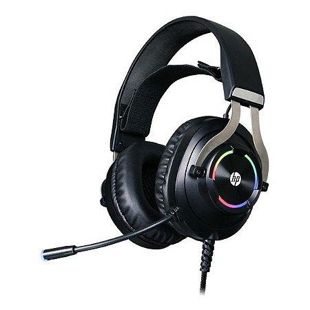 Headset gamer Surround 7.1 HP HS360GS (9AJ69AA)