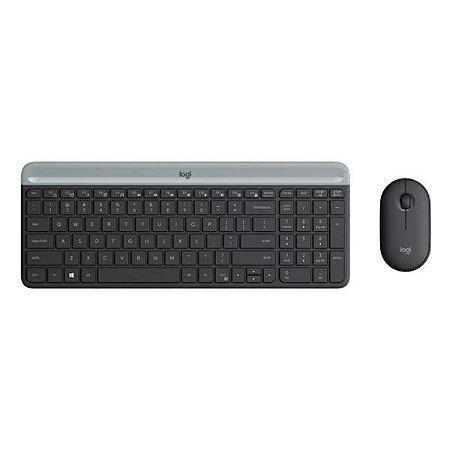 Combo wireless Logitech MK470 (920-009268)