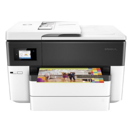 Impressora multifuncional wireless jato de tinta HP OfficeJet Pro 7740 (G5J38A)