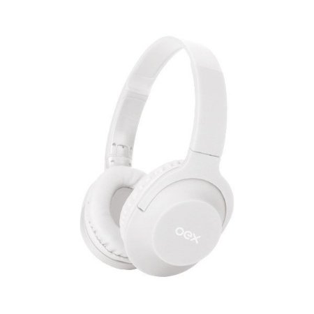 Headset oex Flow HS207 branco (48.5845)