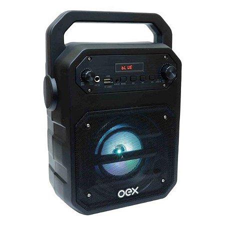 Caixa de som Bluetooth oex Fun SK415 (48.7389)