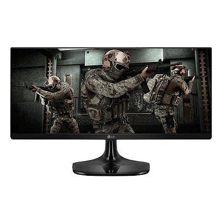 """Monitor gamer LED Ultrawide LG 25UM58G 25.0"""""""