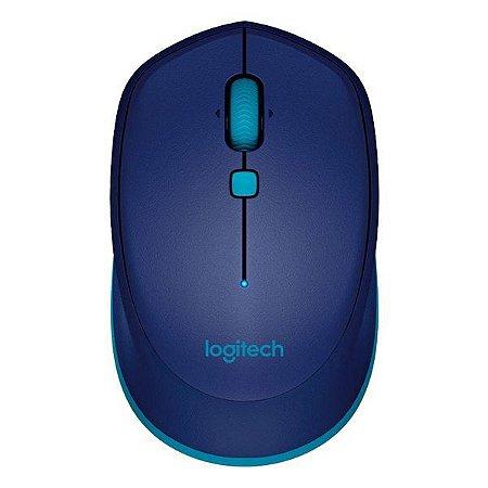Mouse Bluetooth Logitech M535 azul (910-004529)