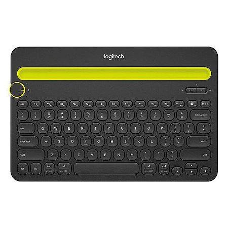 Teclado Bluetooth multi-device Logitech K480 (920-006348)