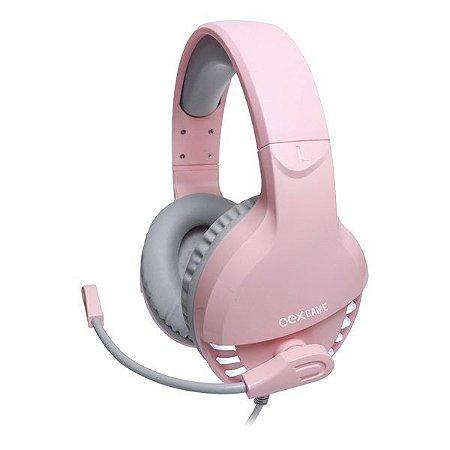 Headset gamer oex Pink Fox HS414 (487388)