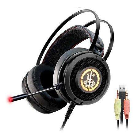 Headset gamer K-MEX AR50