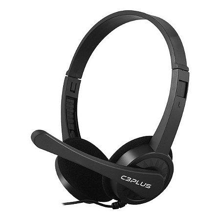 Headset C3Plus PH-02BK