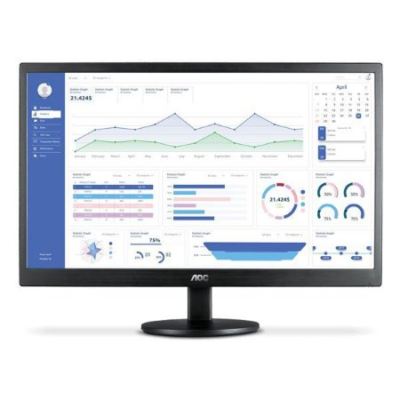 Monitor LED AOC M2470SWH2 23.6""