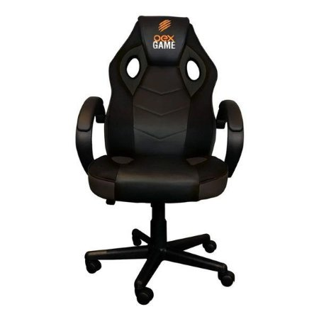 Cadeira gamer oex GC200 preta (65.0002)