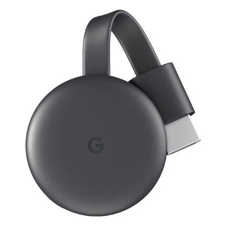 Streaming media player Google Chromecast 3