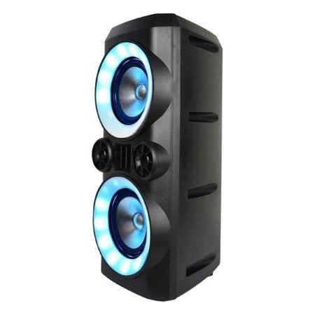 Caixa de som Bluetooth Multilaser Neon X SP379